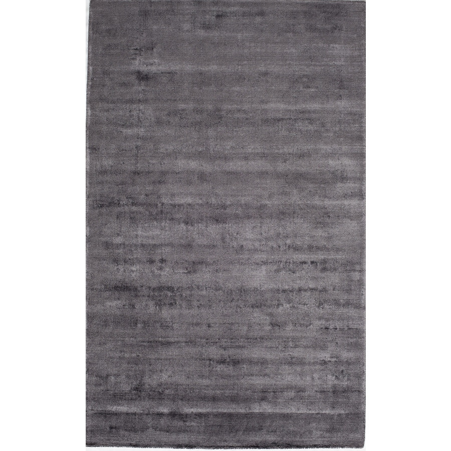 Rugs America Kendall Gunmetal Rectangular Indoor Tufted Area Rug (Common: 8 x 10; Actual: 96-in W x 120-in L)