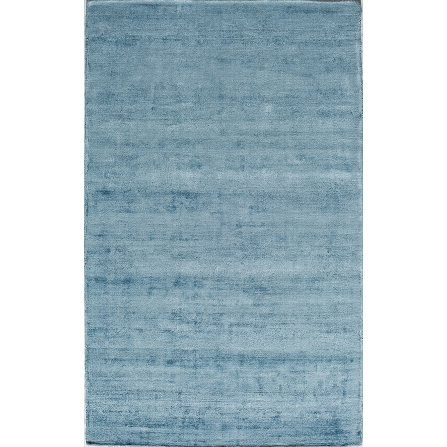 Rugs America Kendall Blue Lagoon Rectangular Indoor Tufted Area Rug (Common: 5 x 8; Actual: 60-in W x 96-in L)