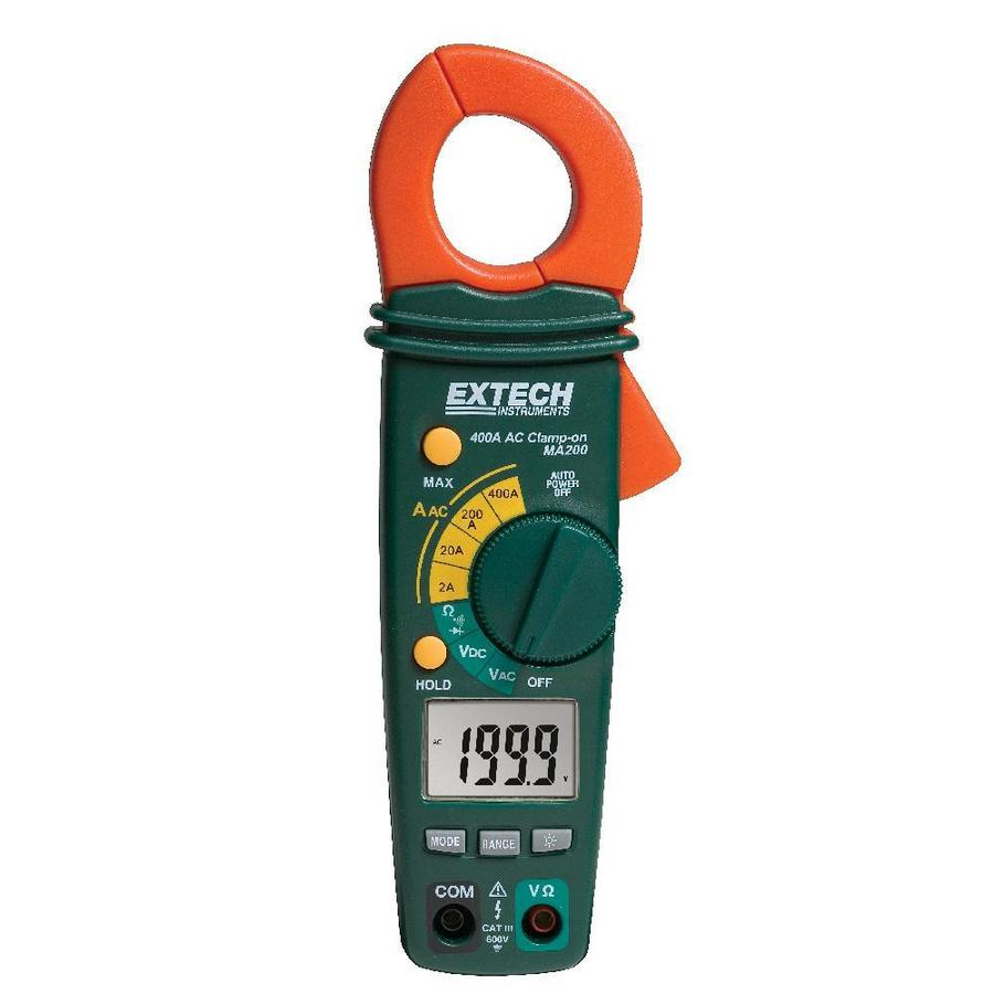 Extech Digital Clamp Meter : Shop extech digital clamp meter at lowes