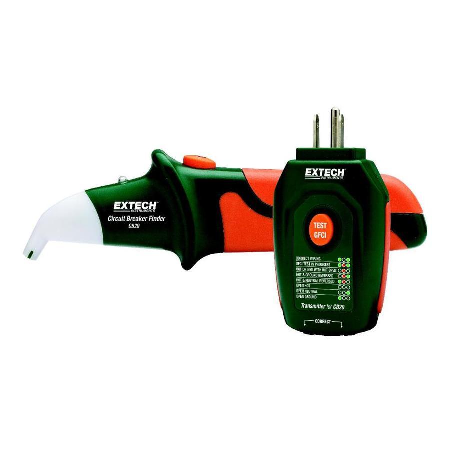 Digital Voltage Tester : Shop extech digital voltage detector meter at lowes