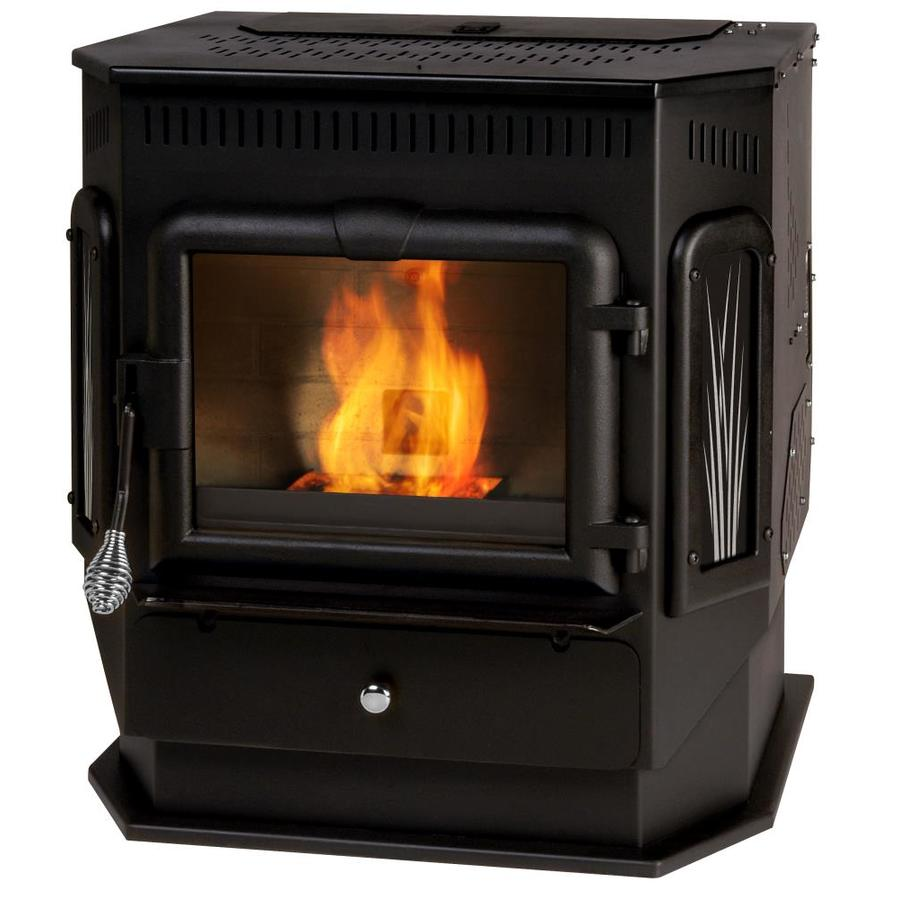 Summers Heat 2,200-sq ft Multi-Fuel Stove