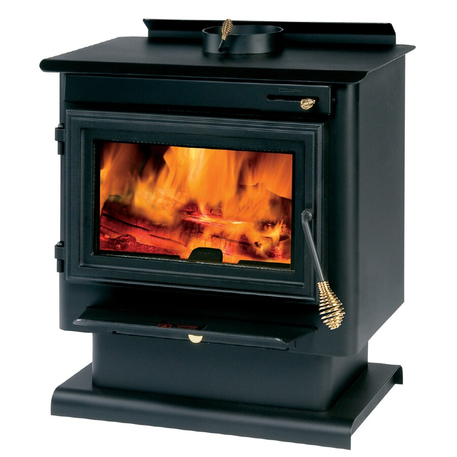 Summers Heat 1,000-sq ft Wood Stove