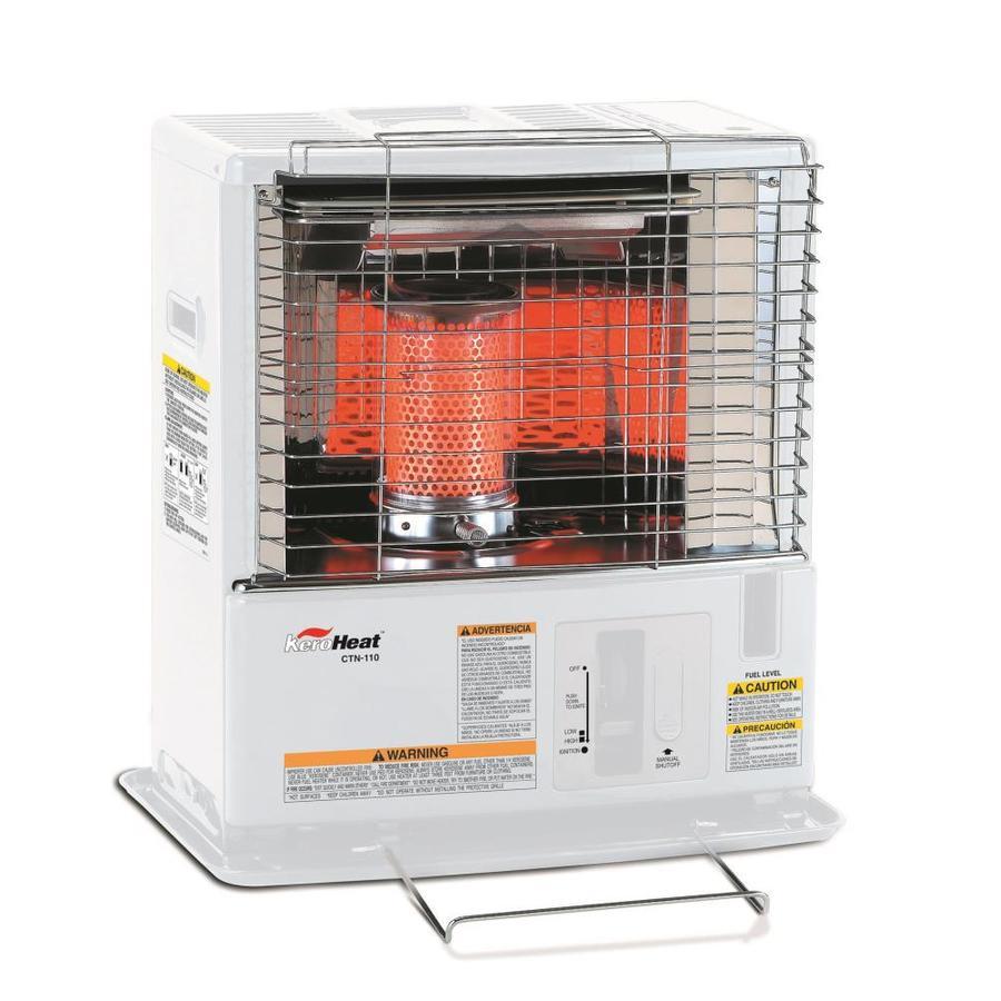 Shop kero heat 10 000 btu radiant kerosene heater at lowes com