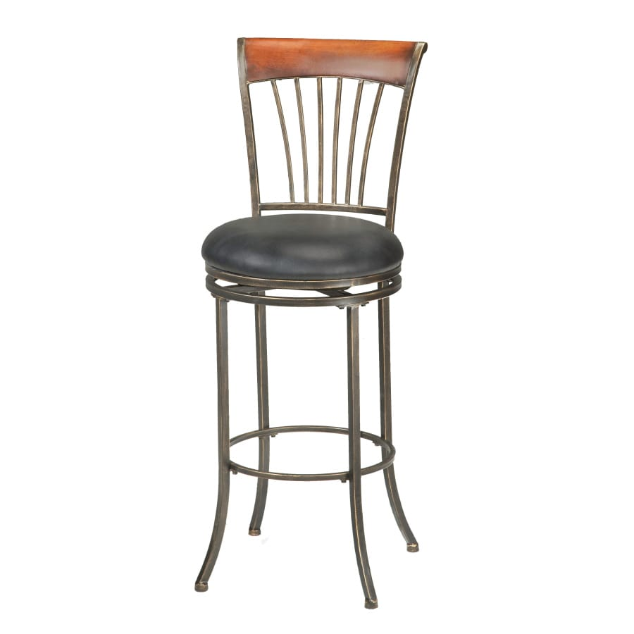Shop Hillsdale Furniture 30 in Bar Stool at Lowescom : 796995076006 from www.lowes.com size 900 x 900 jpeg 141kB