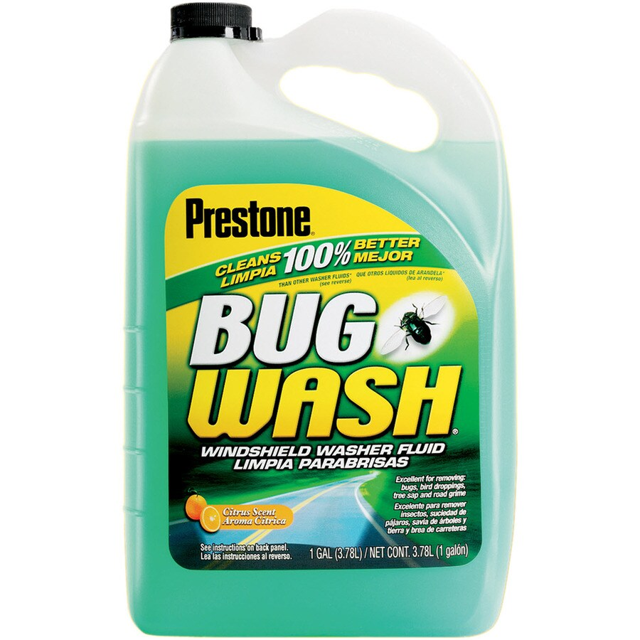 Prestone Bug Wash Premium Washer Fluid