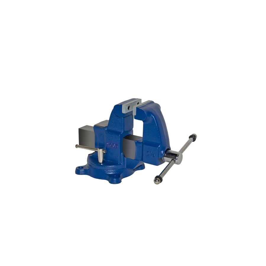 Yost 3-1/2-in Ductile Iron Heavy Duty Machinists' Vise
