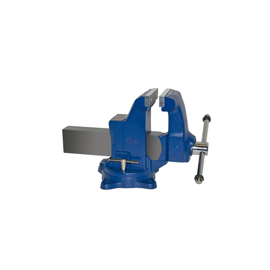 Yost 6-in Ductile Iron Combination Pipe & Bench Vise