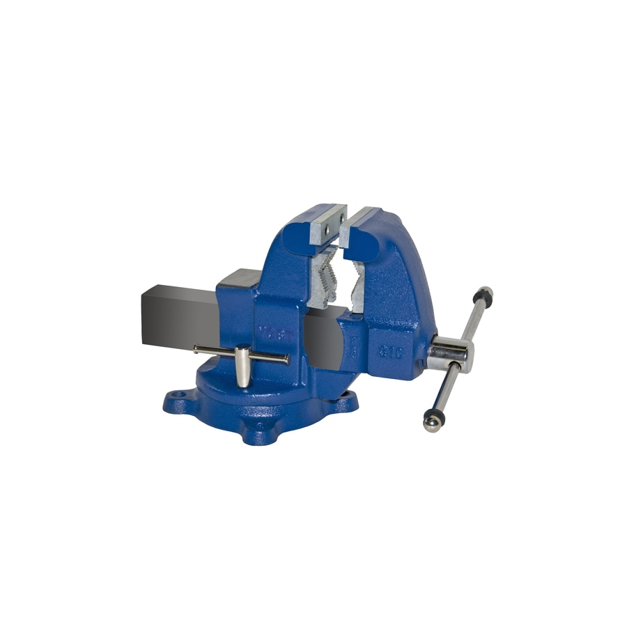 Yost 3-1/2-in Ductile Iron Combination Pipe & Bench Vise