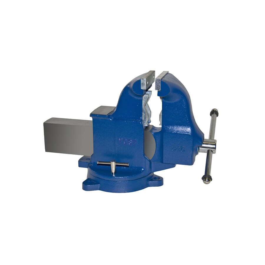 Shop Yost 6 In Ductile Iron Combination Pipe Bench Vise At