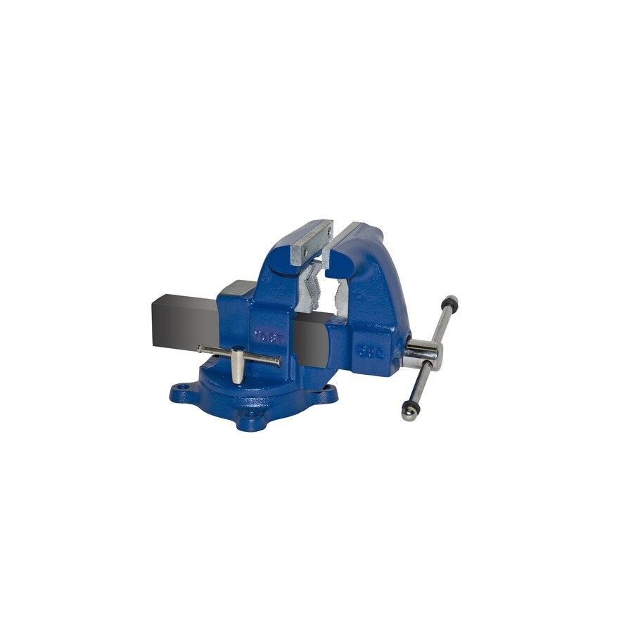 Yost 5-1/2-in Ductile Iron Tradesman Pipe & Bench Vise