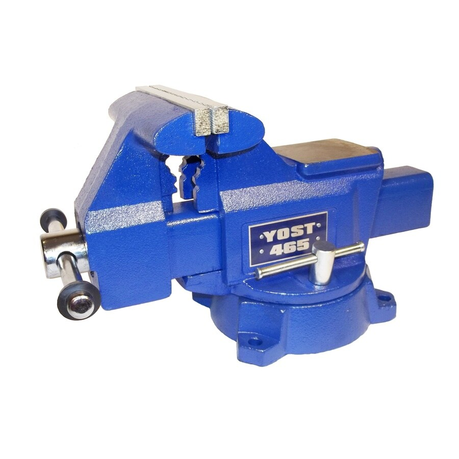 Yost 6.5-in Cast Iron Apprentice Series Utility Bench Vise