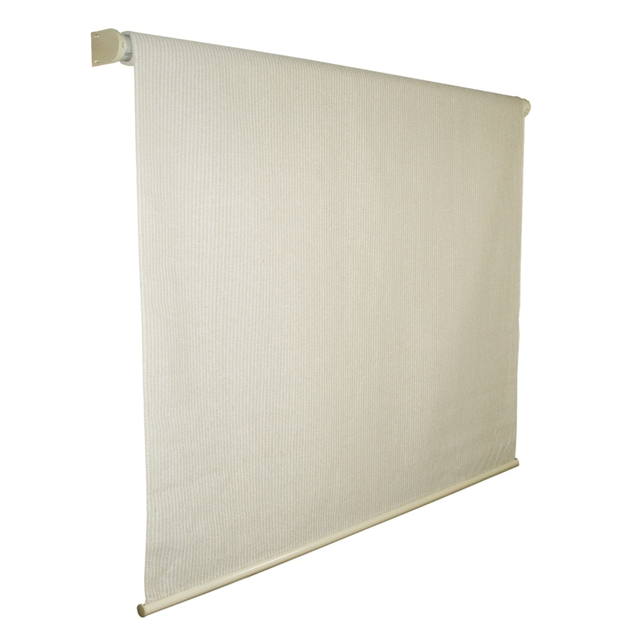 Coolaroo Pebble Light Filtering High-Density Polyethylene Exterior Shade (Common 120-in; Actual: 122.75-in x 96-in)