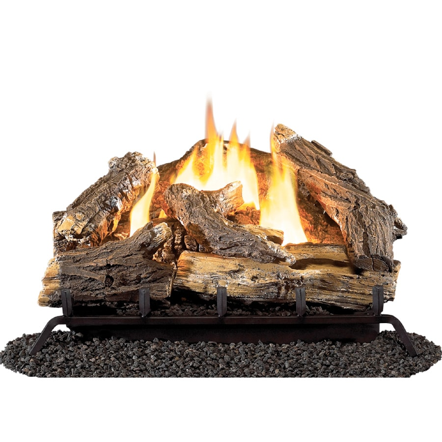 Shop Style Selections 24 Quot Vent Free Gas Logs With