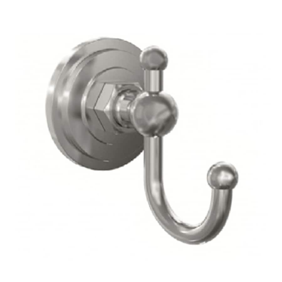 shop jado savina brushed nickel robe hook at. Black Bedroom Furniture Sets. Home Design Ideas