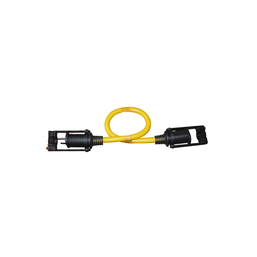 Tasco Industries 2-ft 1-Outlet Plastic Cord Reel