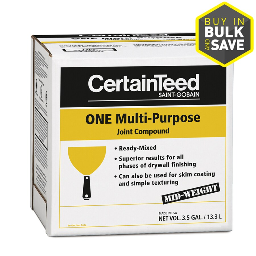 CertainTeed One 38-lb Premixed All-Purpose Drywall Joint Compound