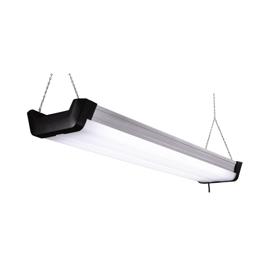 Utilitech Strip Shop Light (Common: 4-ft; Actual: 13.12-in x 57.5-in)