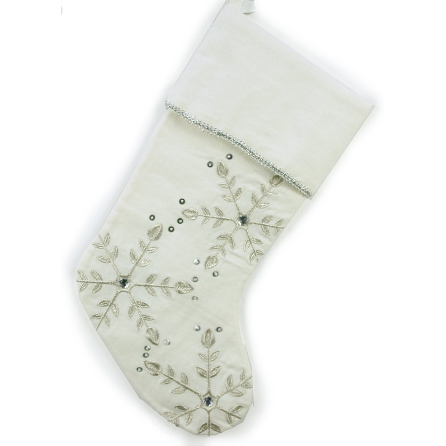 Holiday Living 19-in Christmas Stocking