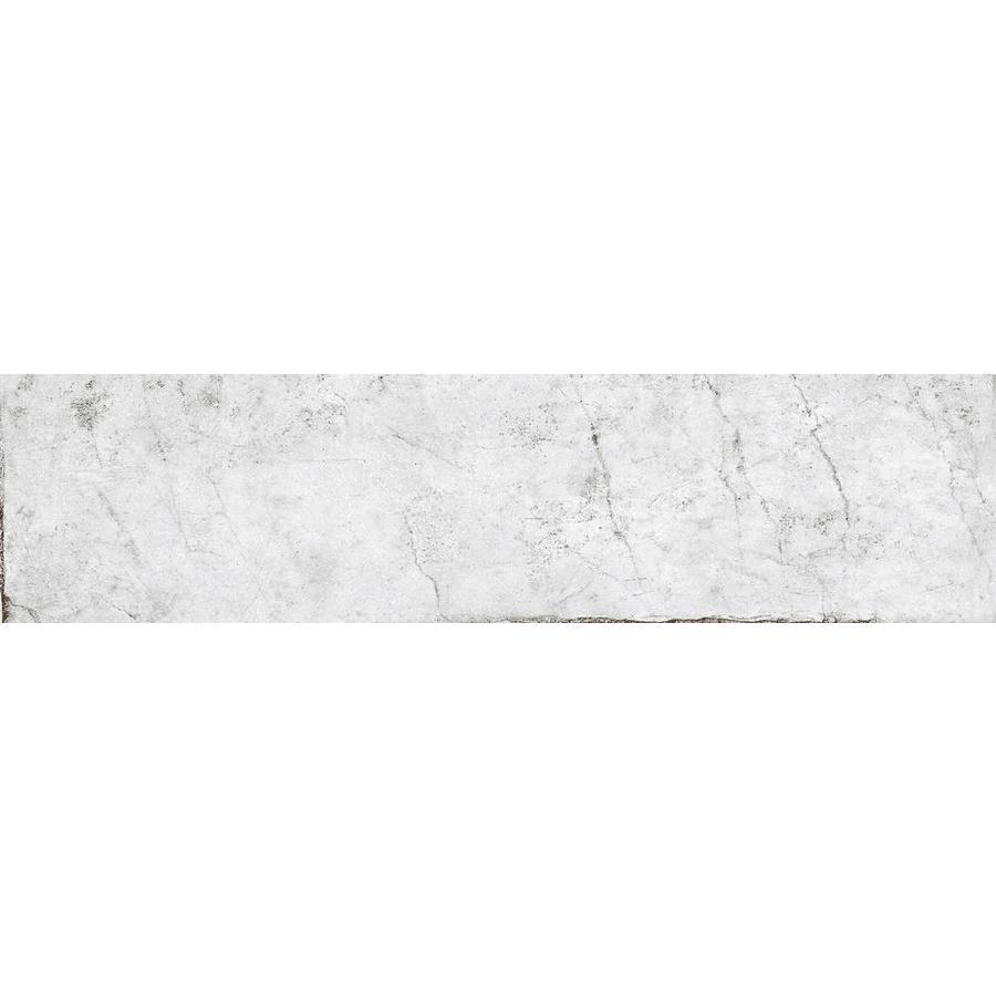 Del Conca Verdiana Bone Thru Body Porcelain Floor and Wall Tile (Common: 6-in x 24-in; Actual: 23.62-in x 5.91-in)
