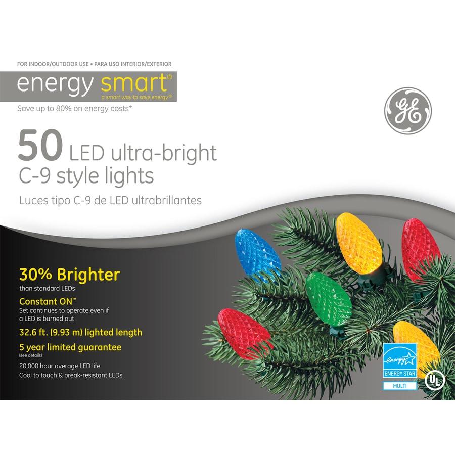 Top 28 Ge Led Christmas Lights C9 Shop Ge Indoor