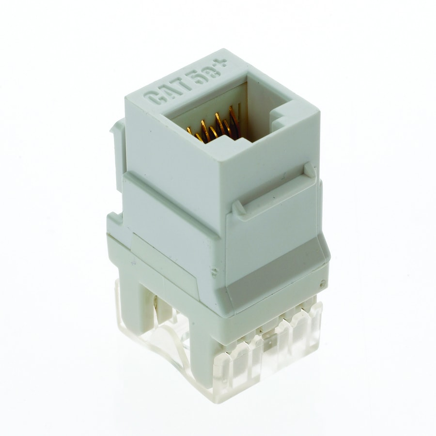 Legrand Plastic CAT5e Wall Jack