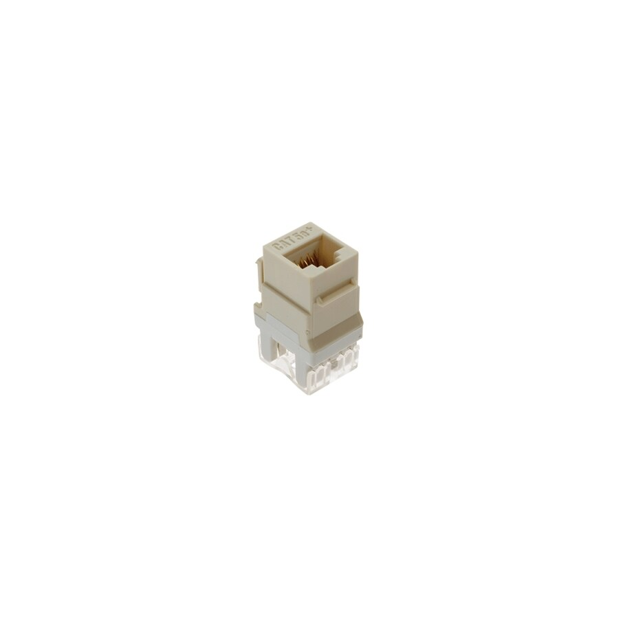 On-Q/Legrand Plastic CAT5e Wall Jack