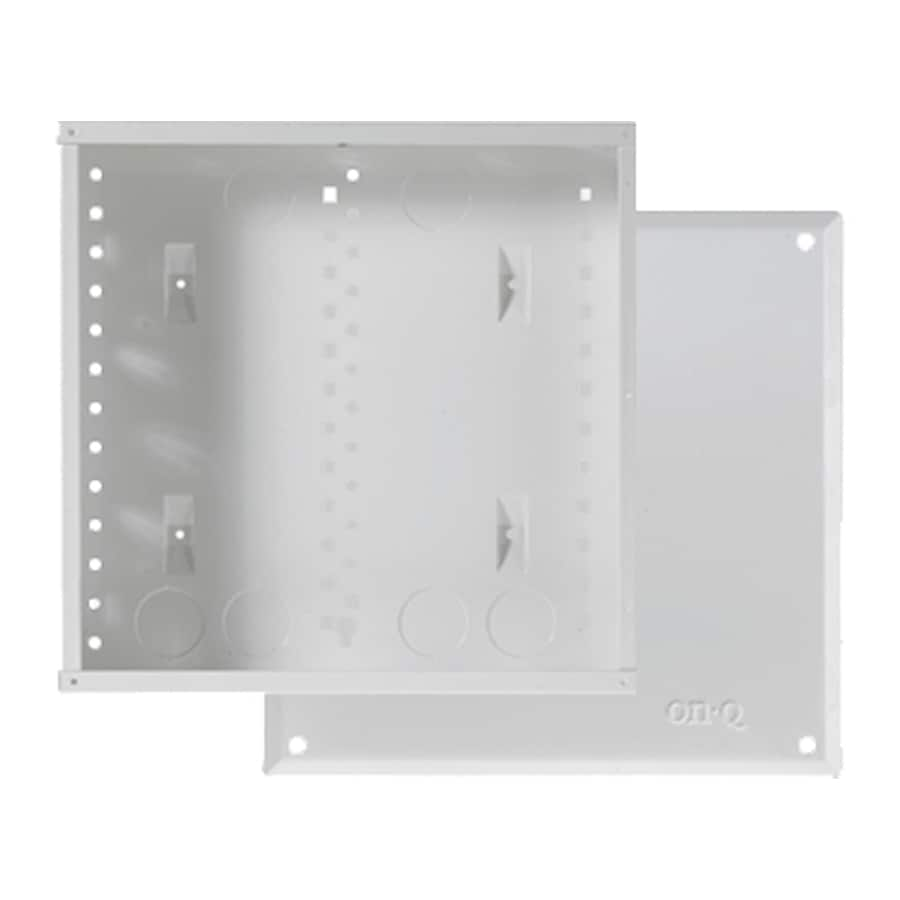 On-Q/Legrand 14-in Modular Enclosure with Screwed Cover