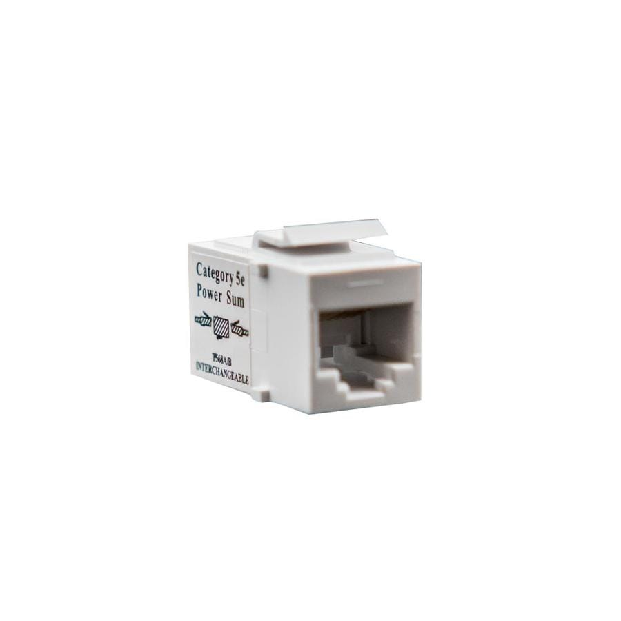 Legrand Plastic CAT5e Wall Jack