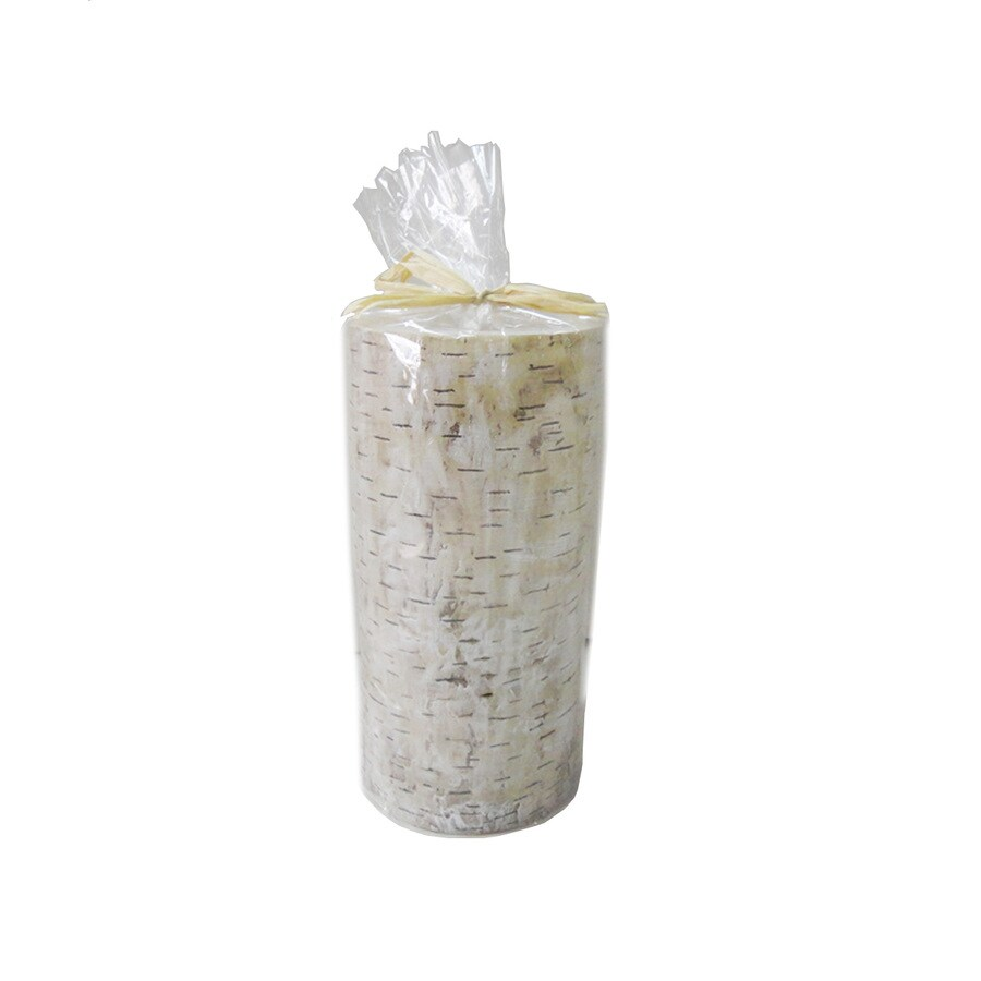 Holiday Living 6-in LED Cream Electric Pillar Candle