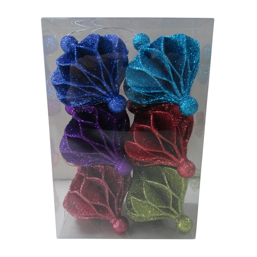 Holiday Living 6-Pack Multicolored Ornament Set