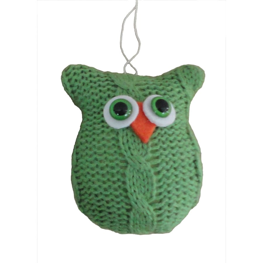 Holiday Living Green Ornament