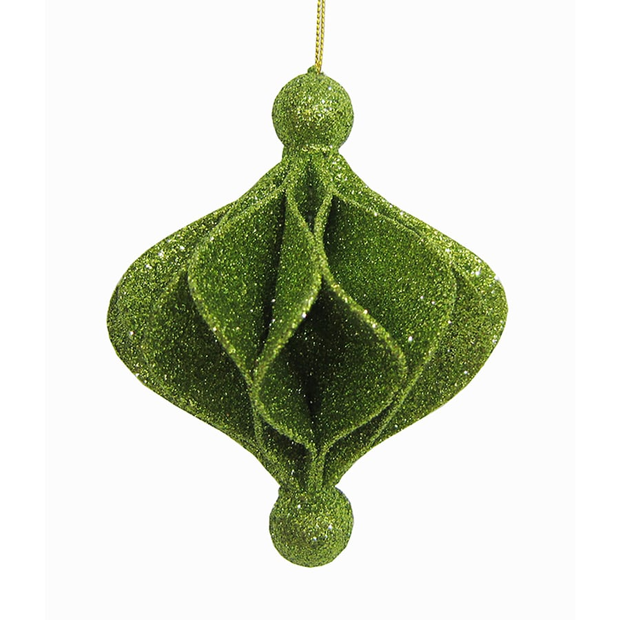 Holiday Living Green Ornament Lights