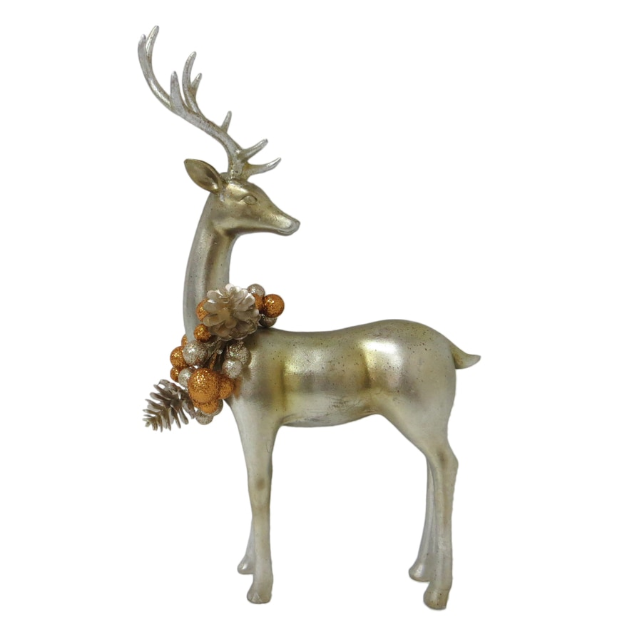 Holiday Living Resin Tabletop Figurine