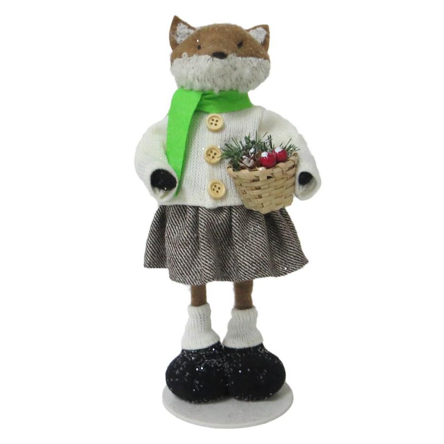 Holiday Living Fabric Tabletop Figurine