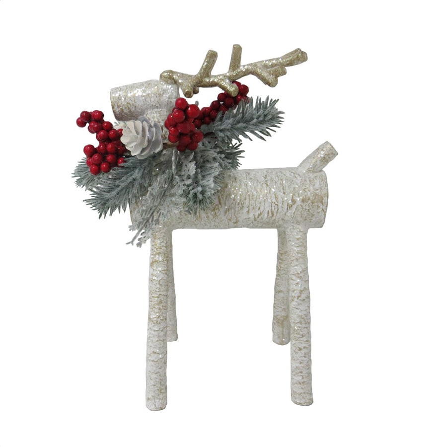 Holiday Living Resin Tabletop Figurine