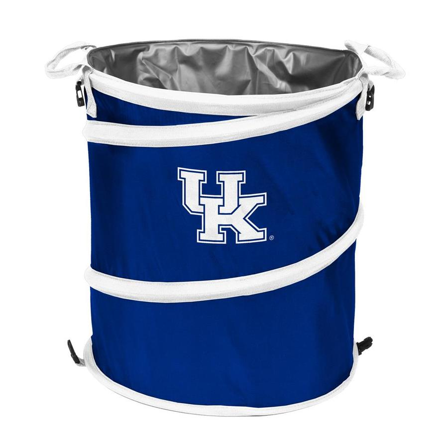 Logo Chairs 13-Gallon Kentucky Polyester Personal Cooler