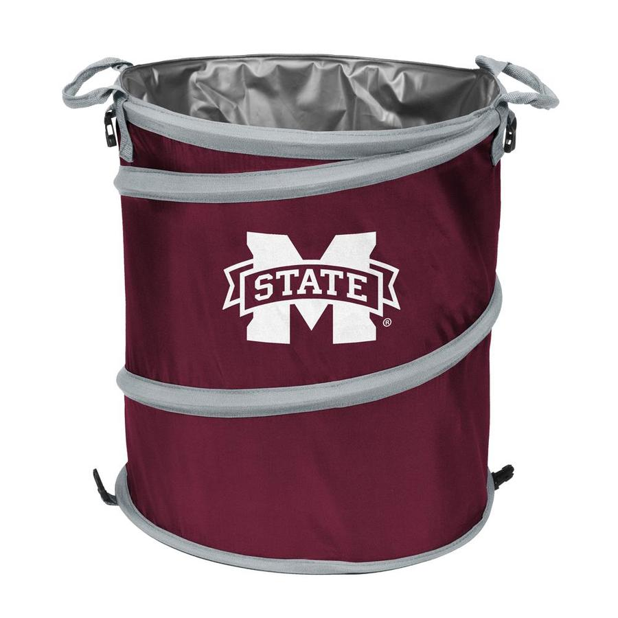 Logo Chairs 13-Gallon Mississippi State Polyester Personal Cooler