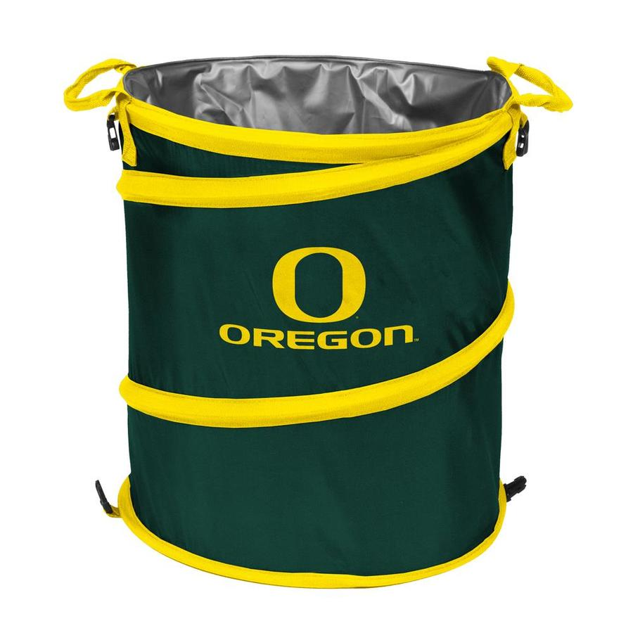 Logo Chairs 13-Gallon Oregon Polyester Personal Cooler