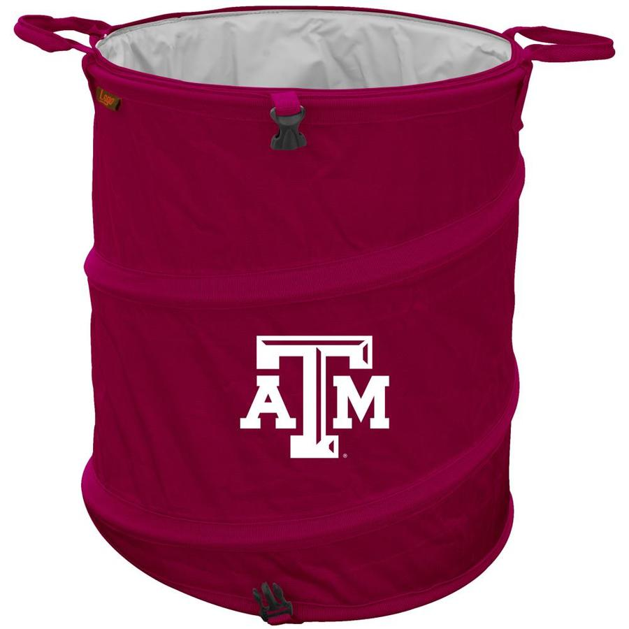 Logo Chairs 13-Gallon Texas A&M Polyester Personal Cooler