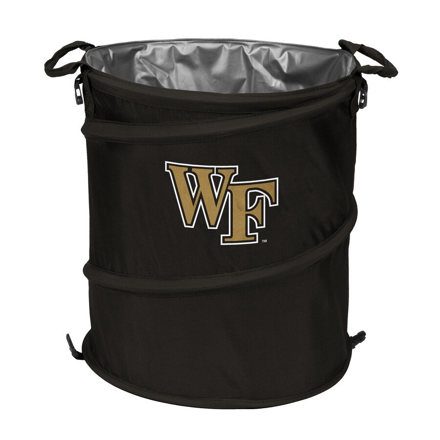 Logo Chairs 13-Gallon Wake Forest Polyester Personal Cooler