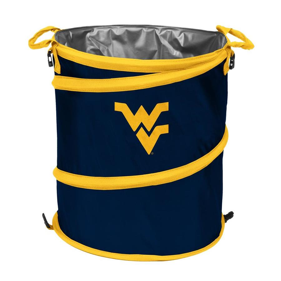 Logo Chairs 13-Gallon West Virginia Polyester Personal Cooler