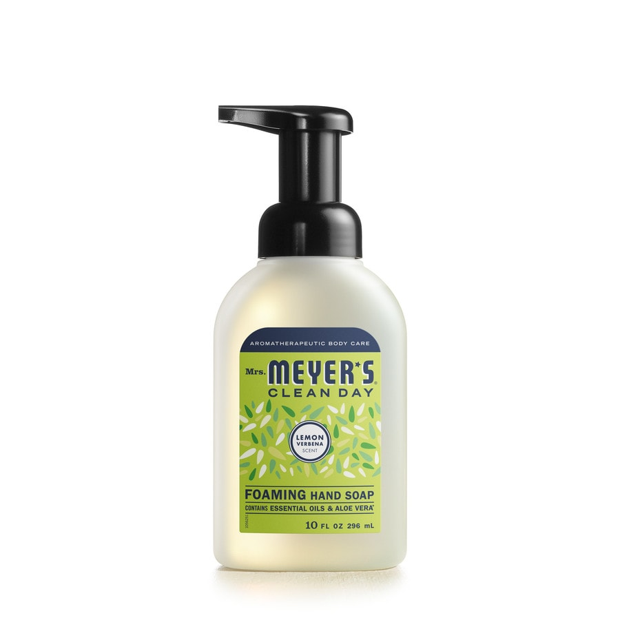 Mrs. Meyer's Clean Day 10-fl oz Lemon Verbena Hand Soap