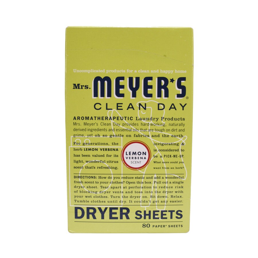 Mrs. Meyer's Clean Day 80-Count Fabric Softener