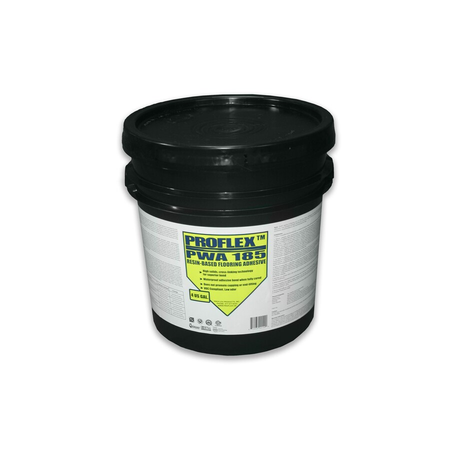 PROFLEX Off-White Hardwood Flooring Adhesive (Actual Net Contents: 512 Fluid Oz.)
