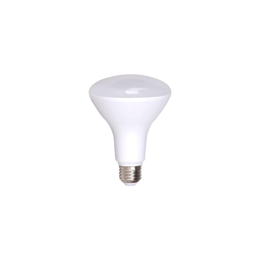 Simply Conserve 24-Pack 11-Watt (65W Equivalent) 2700K Br30 Medium Base (E-26) Dimmable Soft White Indoor/Outdoor LED Bulbs ENERGY STAR