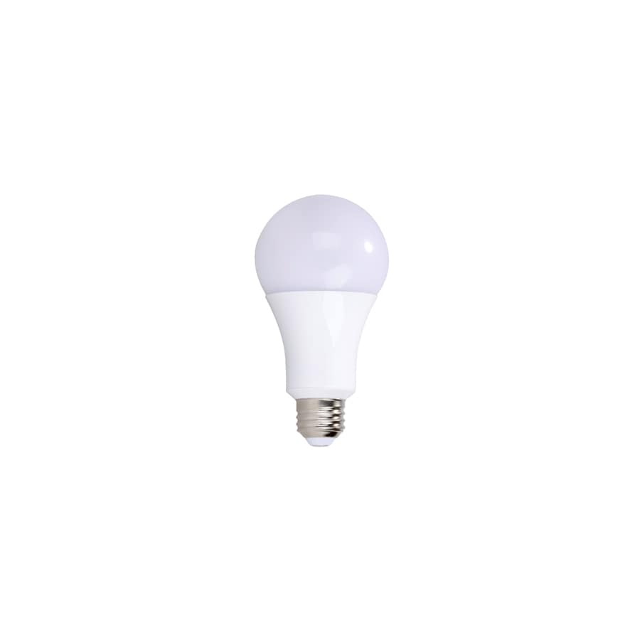 Simply Conserve 50-Pack 15-Watt (100W Equivalent) 2700K A21 Medium Base (E-26) Dimmable Soft White Indoor/Outdoor 3-Way Bulbs LED Bulbs ENERGY STAR