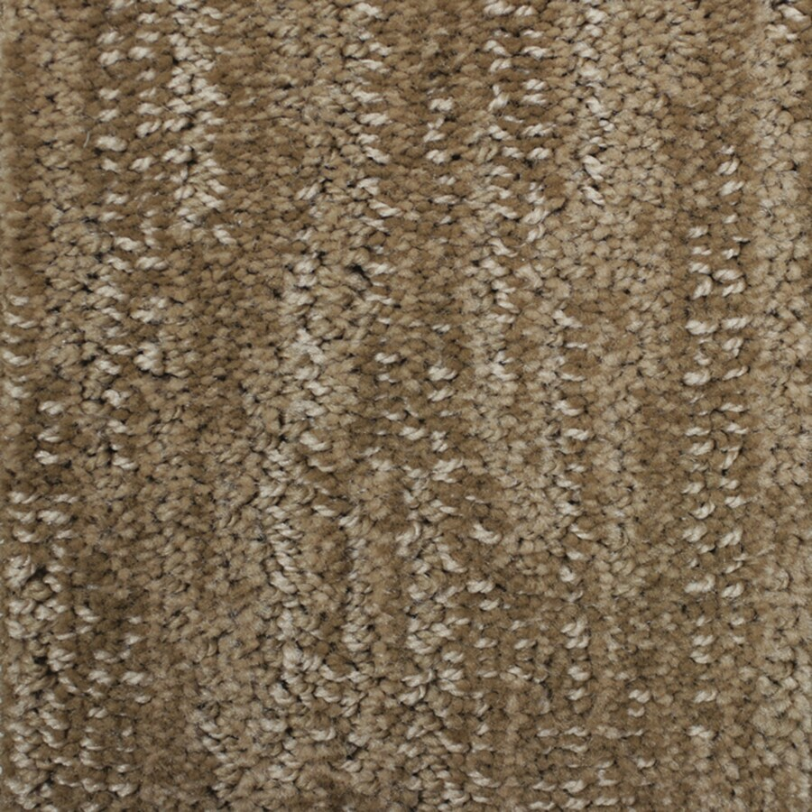 Lexmark Carpet Mills Essentials Imagination Warm Cider Textured Indoor Carpet