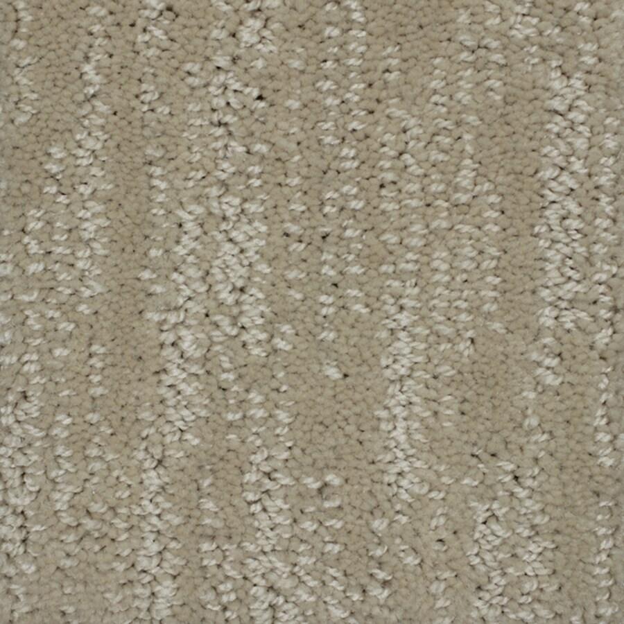 Lexmark Carpet Mills Essentials Imagination Oats Textured Indoor Carpet