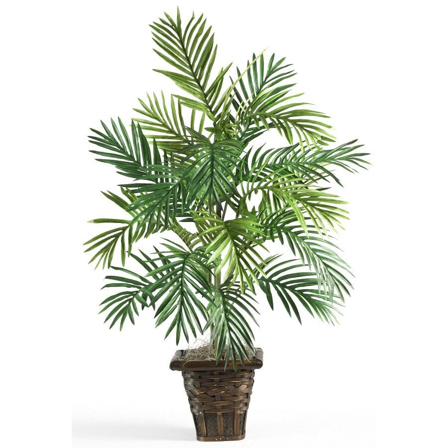 Nearly Natural 38-in Green Areca Palm