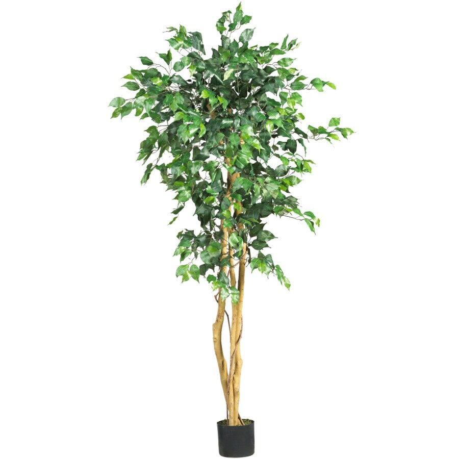 Nearly Natural 60-in Green Ficus Tree